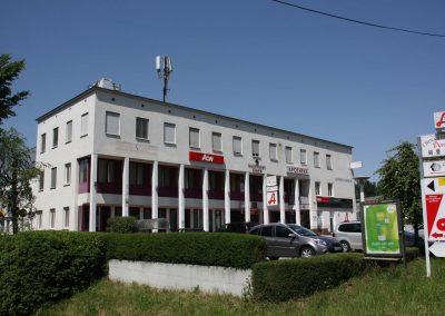 Büro- und Geschäftsobjekt Aignerstraße Salzburg