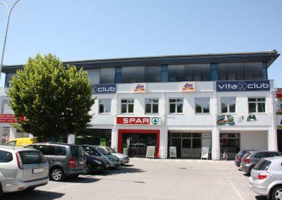 Büro- und Geschäftsobjekt Itzlinger Hauptstraße Salzburg