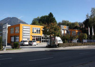 Büro- und Geschäftsobjekt Vogelweiderstraße Salzburg
