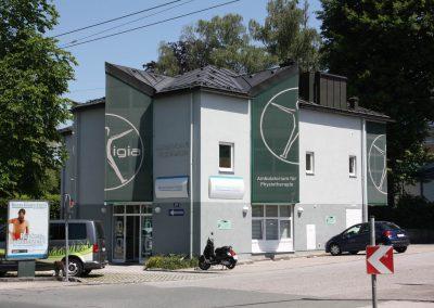 Büroobjekt Aignerstraße Salzburg