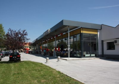 Geschäftsobjekt Klagenfurt