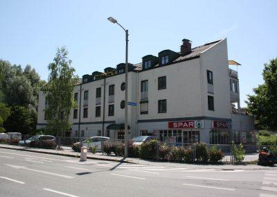 Wohn- und Geschäftsobjekt Josef Kautstraße Salzburg