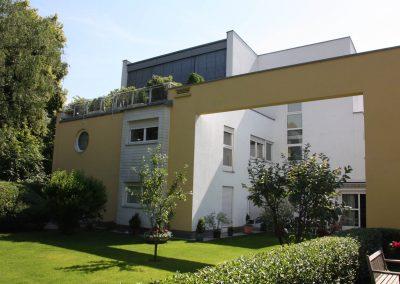 Wohnanlage Peregrinstraße Salzburg