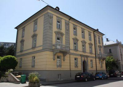 Wohnobjekt Auerspergstraße Salzburg