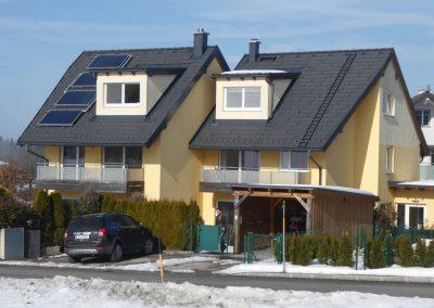 Wohnobjekt Doppelhaus Hof